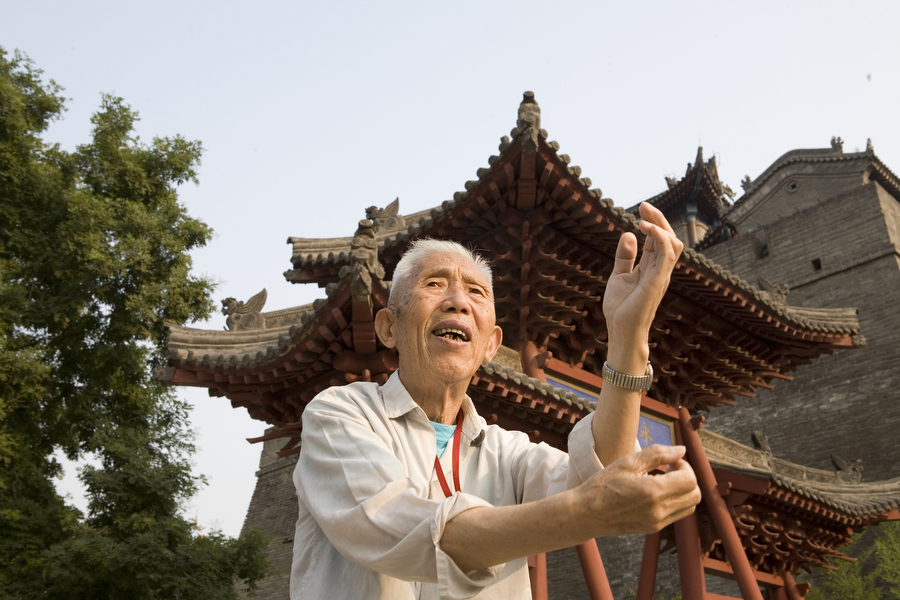 Challenges of population aging in China